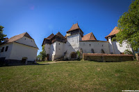 Viscri Fortified Church romania