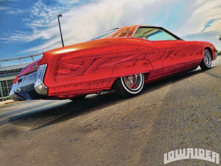 1970 buick riviera furious r i v ~ custom classic garage