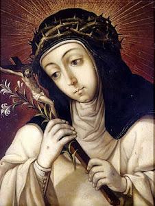 Sancta Catarina de Siena, virgem e doutora da Igreja