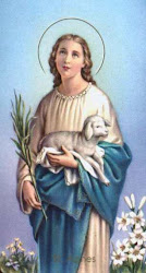 ST. AGNES OF ROME