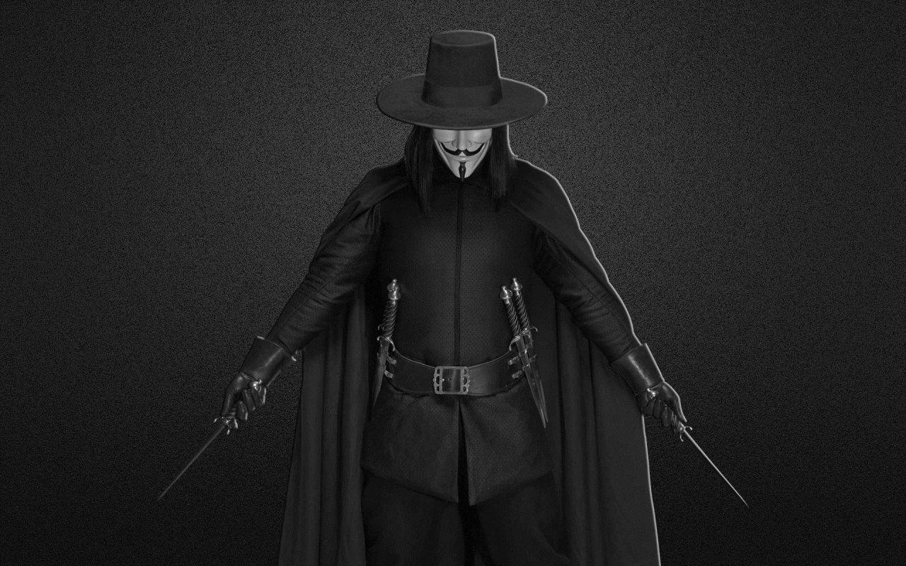 V For Vendetta Mask Wallpaper trololo blogg: Vforven...