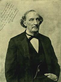 General BARTOLOMÉ MITRE (Buenos Aires 26/06/1821 - 19/01/1906).