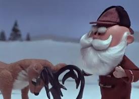 THEN ONE FOGGY CHRISTMAS EVE...