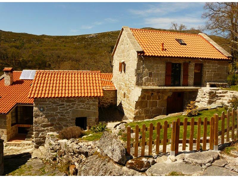 Desarrollo empresarial en el medio rural de la comarca de - Casas rurales de galicia ...