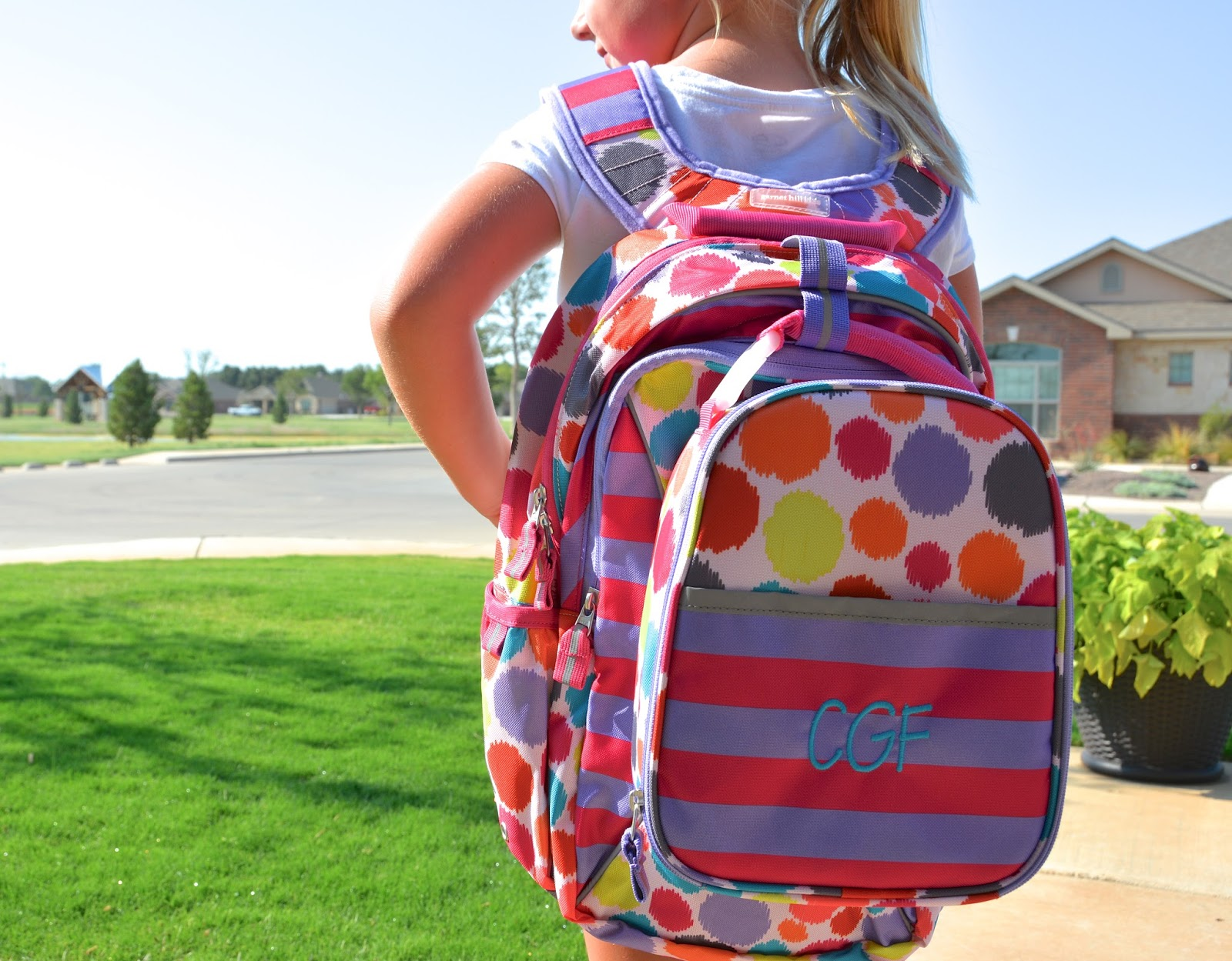 Garnet Hill Kids Backpacks & Lunch Boxes - Two Thirty-Five Designs