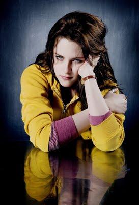 Bella Swan aka Kristen Stewart