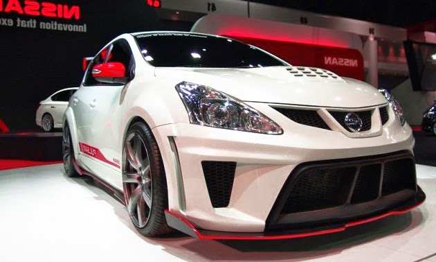2015 Nissan Pulsar GTI-R pictures