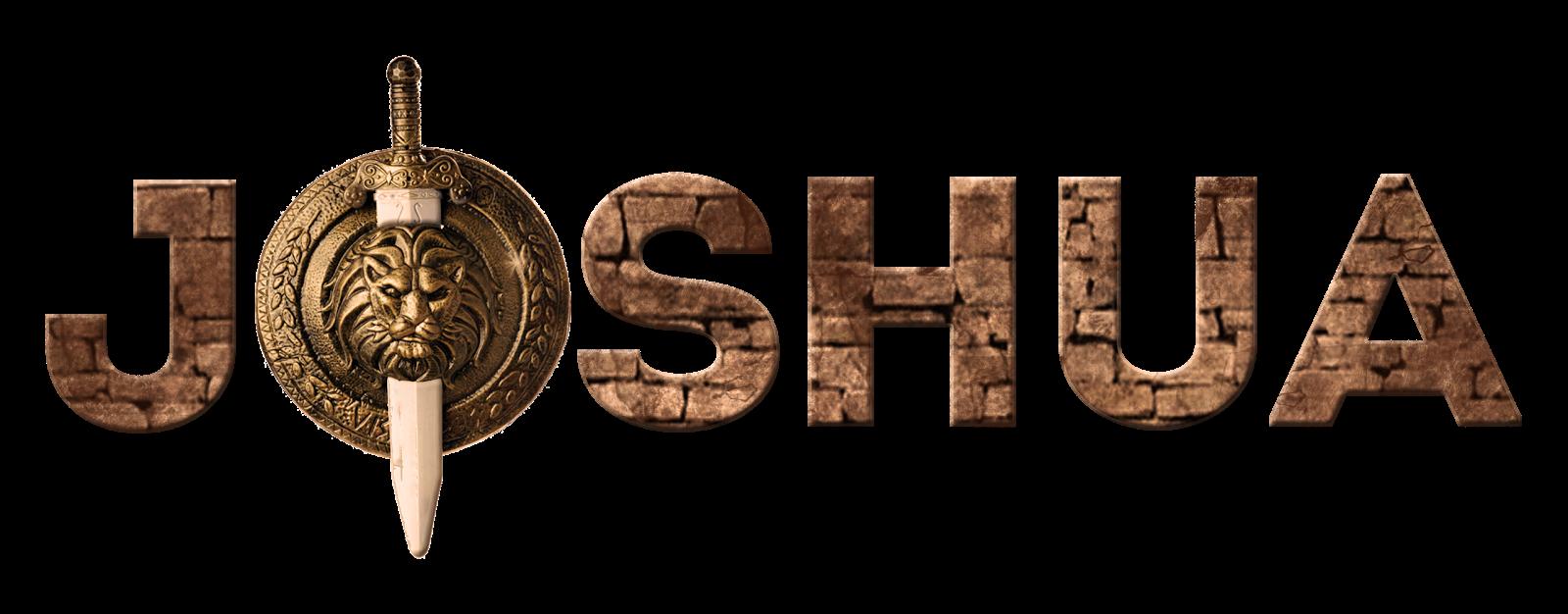 book of Joshua sermon series