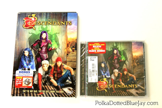 Disney Descendants Villain Popcorn and Watch Party #ad #cbias #Disney #VillainDescendants #Descendants