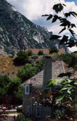 Luxury Home in gated community at the mouth of Little Cottonwood Canyon