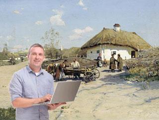інтернет в селі