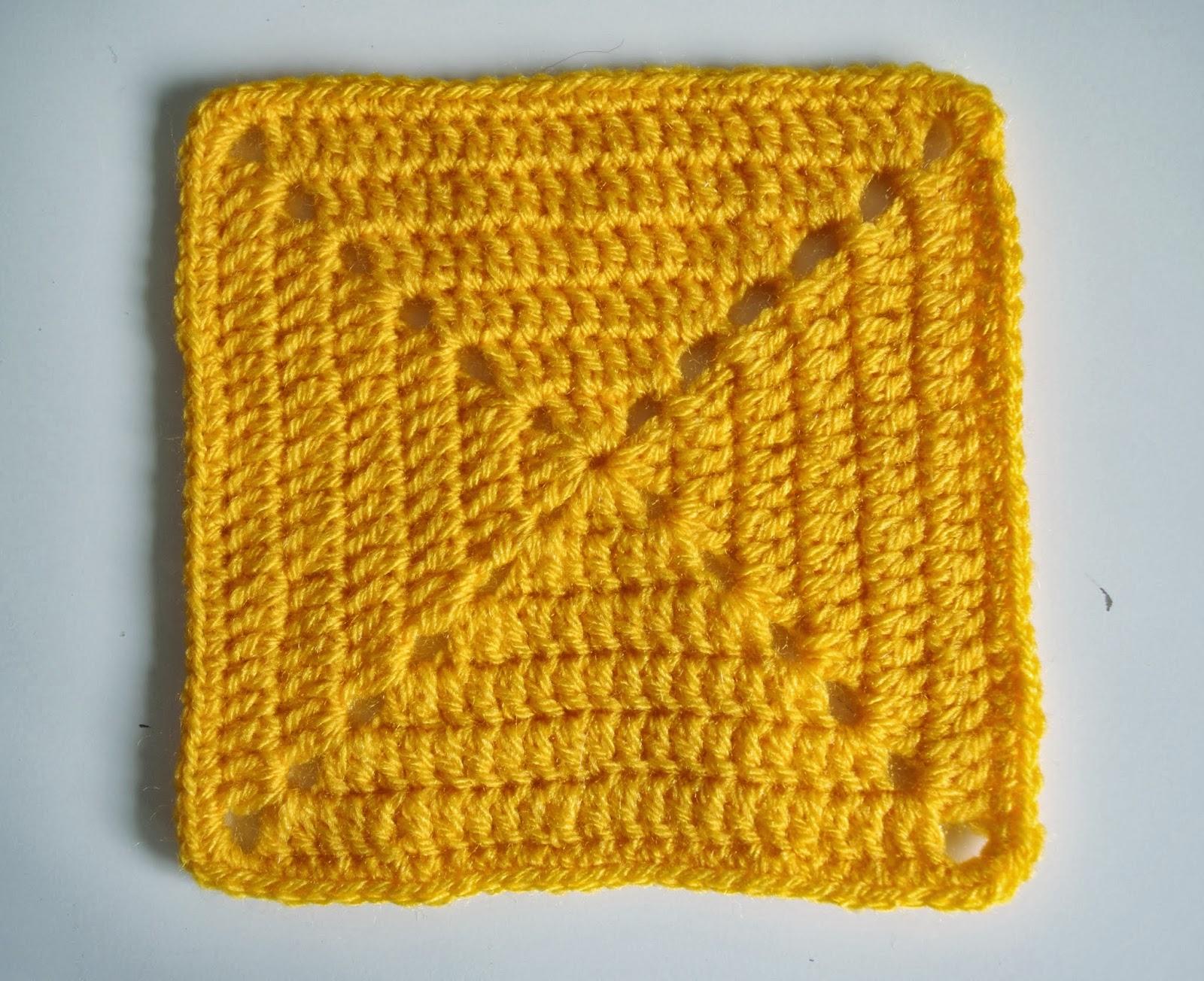 Betweenangel cuadrado de crochet - Cuadraditos de crochet ...