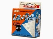 Набор клеевых точек LOTS OF DOTS, Glue Dots, арт.RTD510020 (001962)