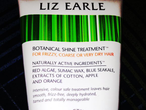 Liz Earle Botanical Shine Treatment Review