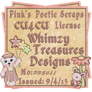 Pinks Poetics Scraps Cu4Cu License