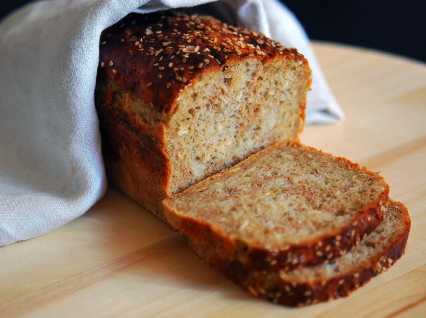 hembakat bröd nyttigt