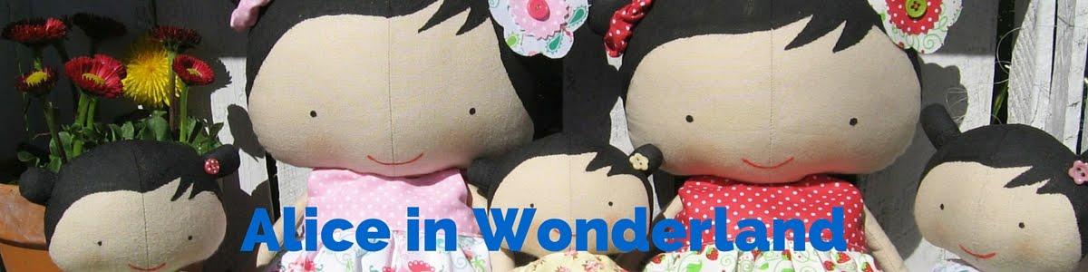 e-Alice's Wonderland