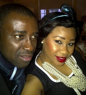 Frank Edoho's Wife files complaints against him at social welfare board 2