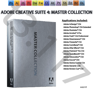 Adobe CS4 Master Collection Gratis Full Versi