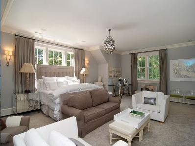 Master Bedroom Windows amanda carol interiors