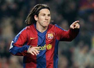 Hace 8 años debutó Lionel Messi con el Barcelona