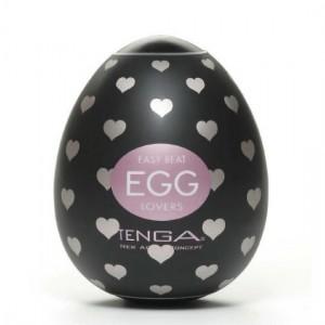 Huevo masturbador masculino Tenga - Lovers Egg