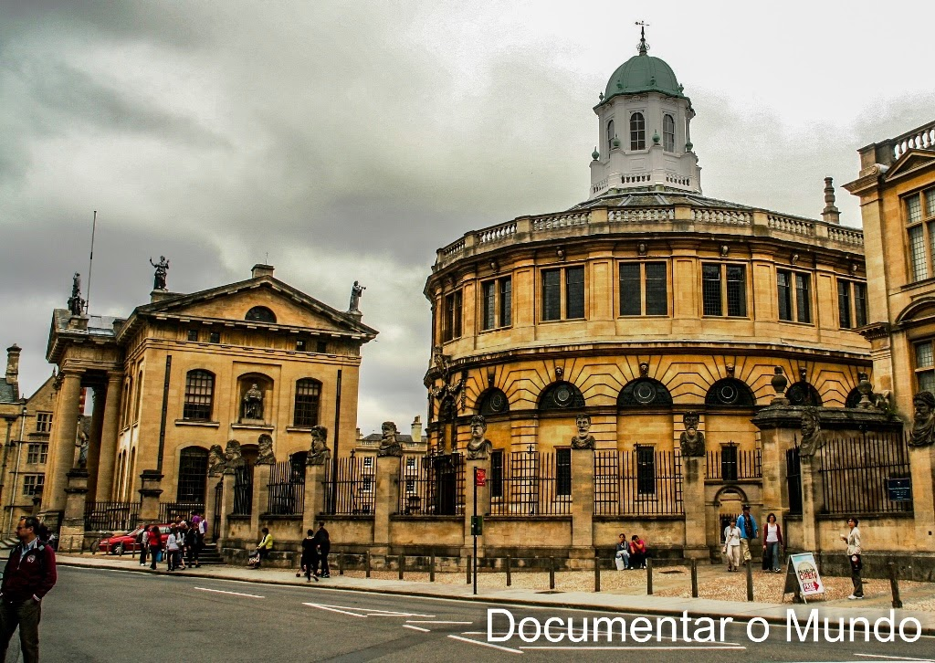 Sheldonian Theatre; Oxford; Oxford Landmarks; Monuments in Oxford; Colleges of the University of Oxford