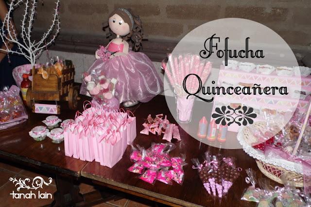 Fofucha Quinceañera