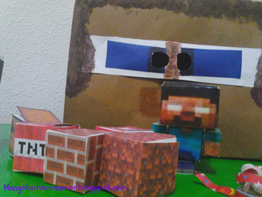 Minecraft for Como decorar una pieza
