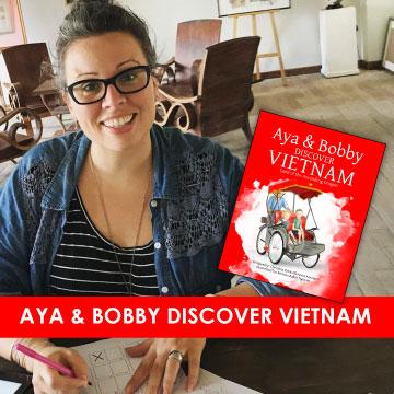 Aya & Bobby Discover Vietnam