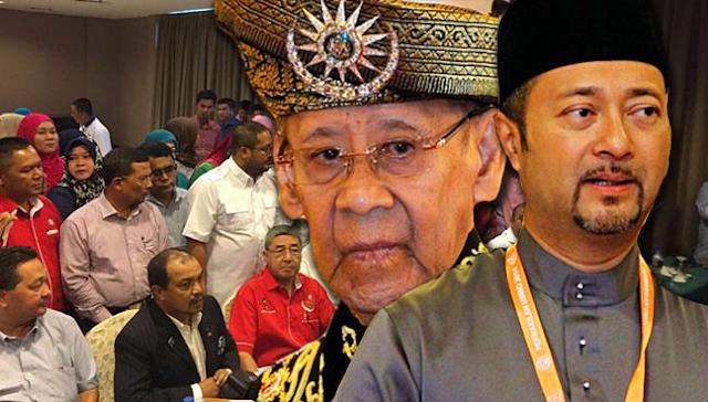 Sultan Kedah murka terhadap kumpulan anti Mukhriz