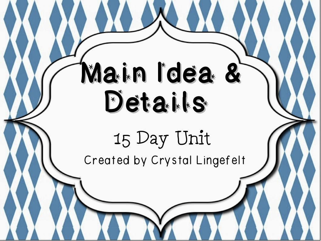 http://www.teacherspayteachers.com/Product/Main-Idea-and-Details-988862