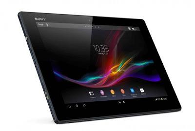 Harga Sony Xperia Tablet Z Wi-Fi