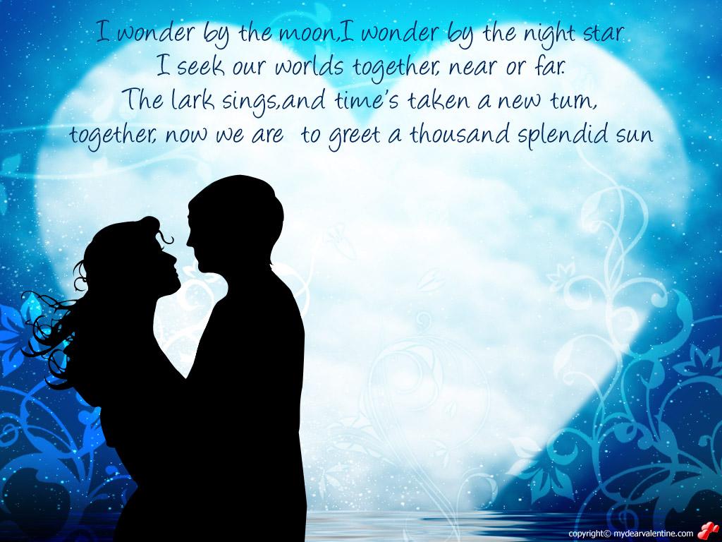 love poems that rhyme