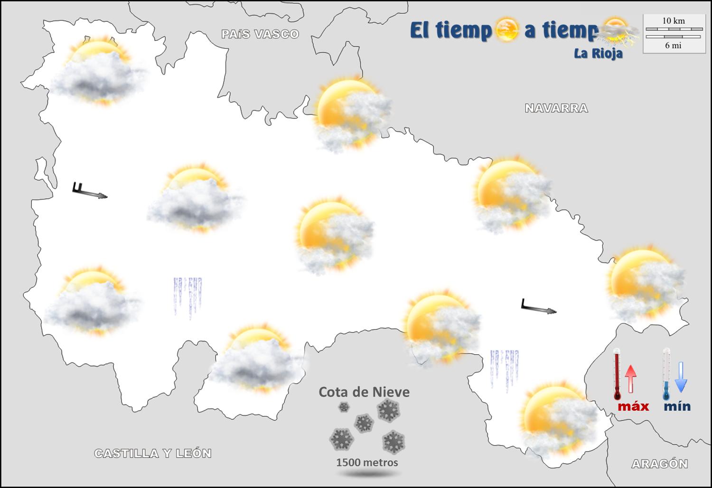 El tiempo a tiempo la rioja predicci n meteorol gica - El tiempo en el valles oriental ...