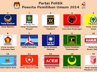Hasil Pemilu 2014 Quick Count Pemilu Legislatif 2014