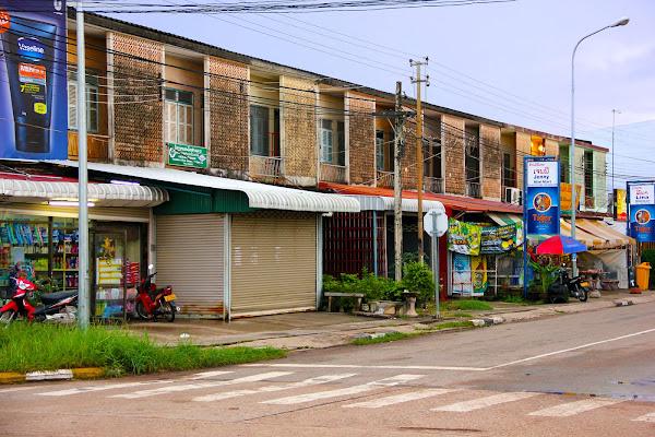 Mercado de Savannakhet - Old market