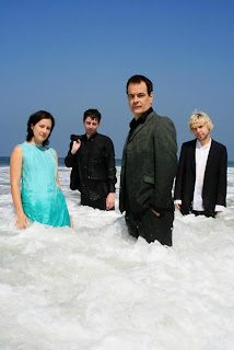 Wedding Present at Brighton Beach gig