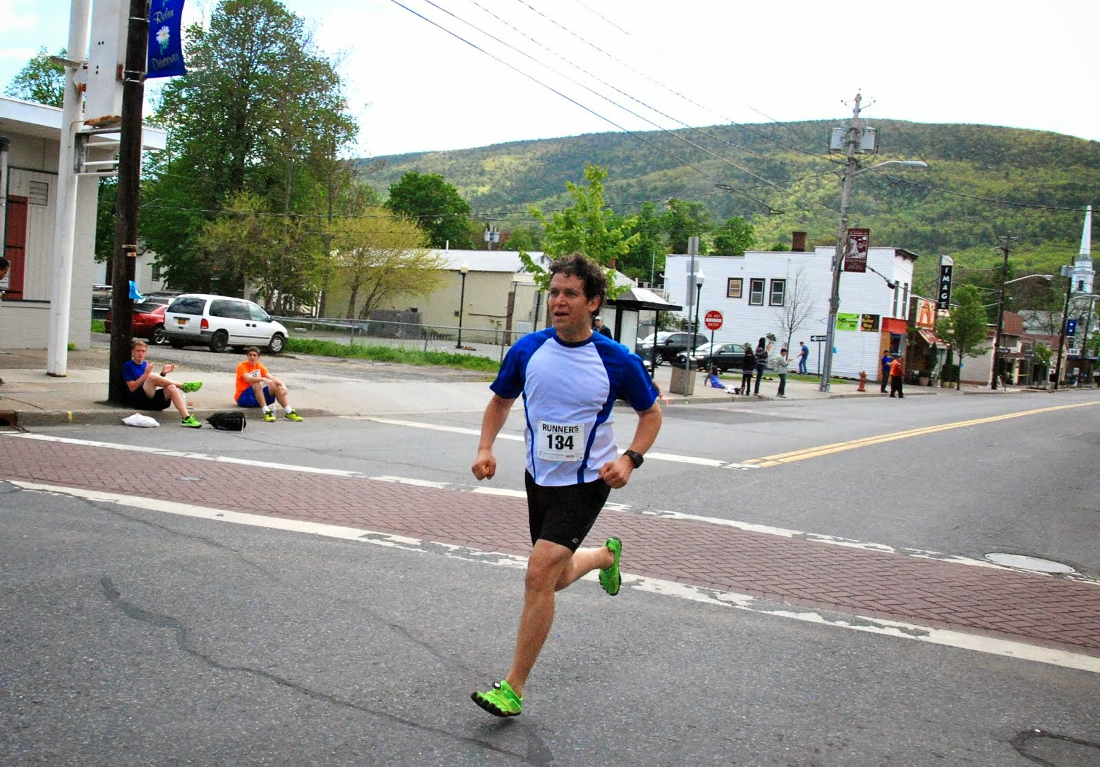 Ellenville Run Like the Wind 10K
