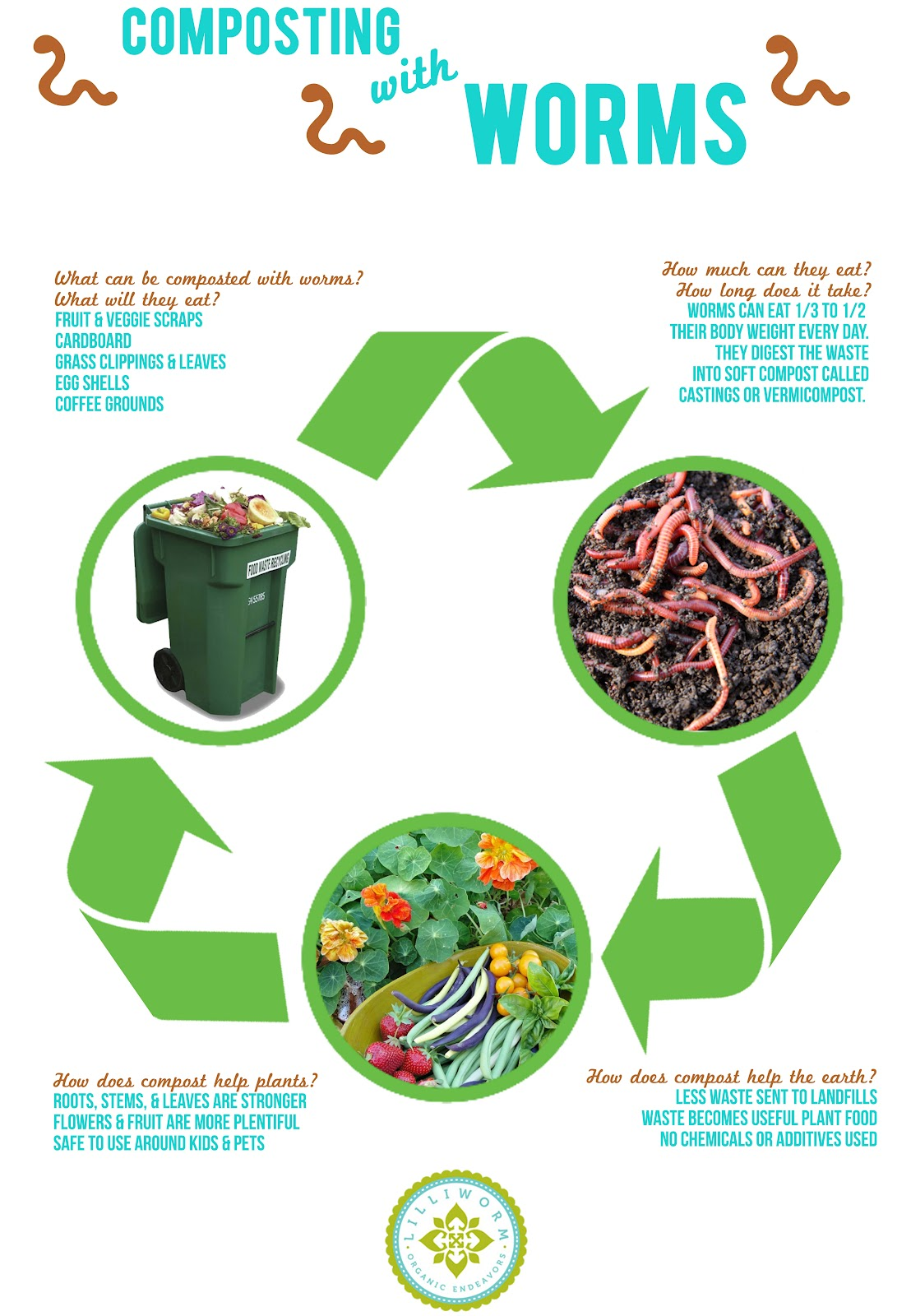 Vermicomposting poster