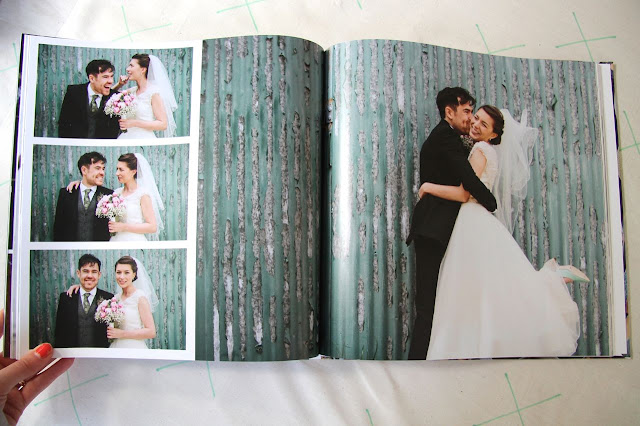 photo wedding album portraits blurb