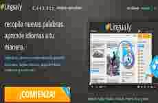 Lingua.ly: web para aprender inglés, francés, hebreo, ruso y árabe online gratis