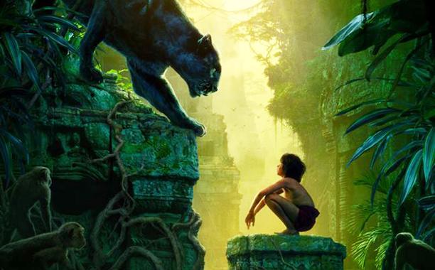 Nuevo tráiler internacional de 'El Libro de la Selva: (The Jungle Book)'