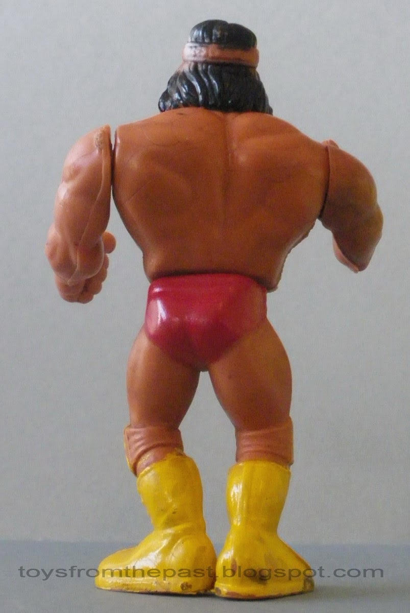Toys From Hasbro : Toys from the past wwf macho man ax smash hasbro