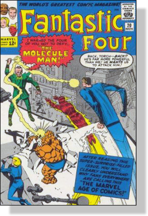 Fantastic Four Vol 1 #20