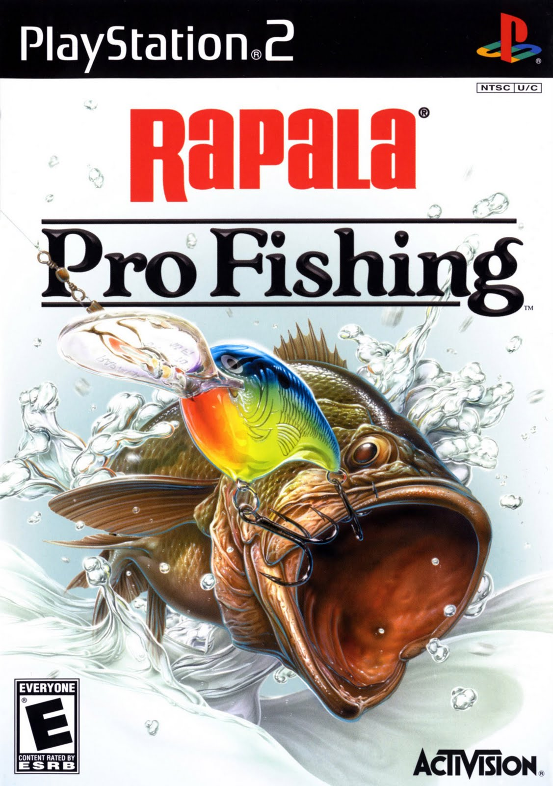 Ps2 rapala pro fishing hiero 39 s iso games collection for Playstation 4 fishing games