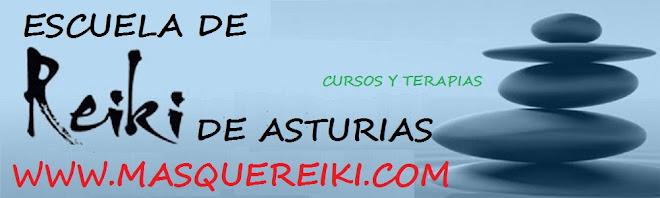 CURSOS DE REIKI EN ASTURIAS