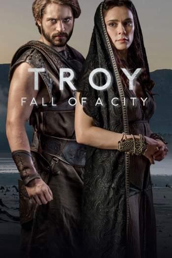 Troia: A Queda de Uma Cidade 1ª Temporada Torrent – WEB-DL 720p Dual Áudio