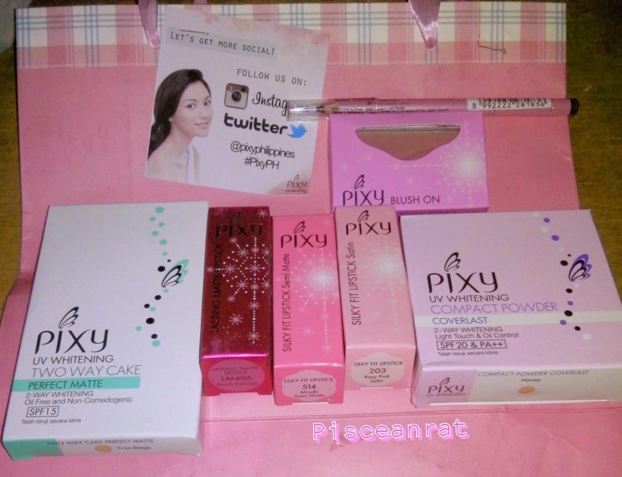 pixy cosmetics philippines