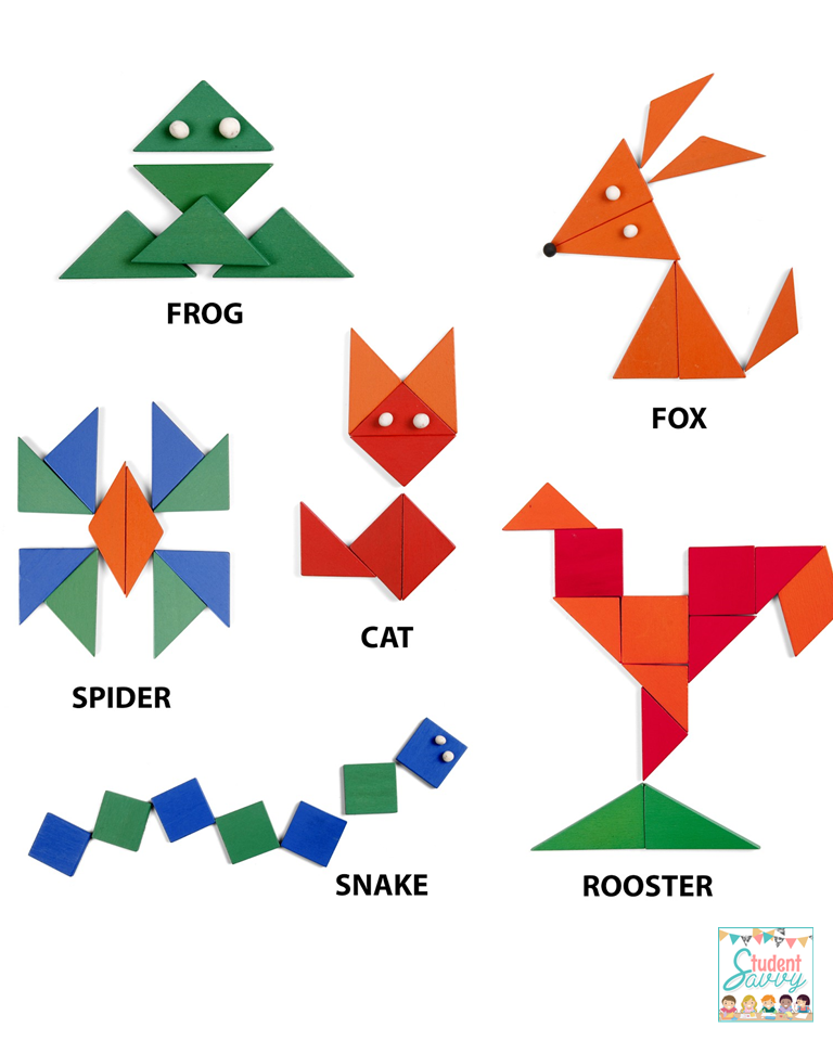 StudentSavvy: 10 Activities with Geometry & Shapes!